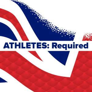 Athletes Required